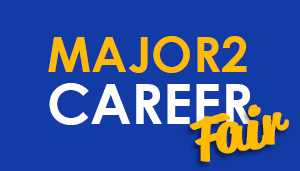 Find a Major at the Major2Career Fair