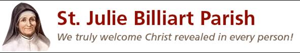 St Julie Billiart Parish