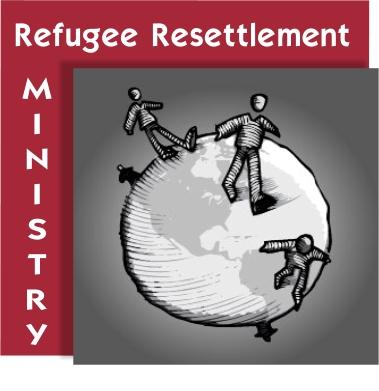 Refugee Resettlement Ministry logo