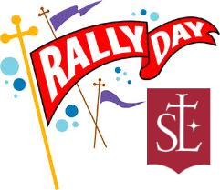 Rally Day at St. Luke's