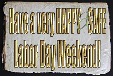 Happy Labor Day Heading