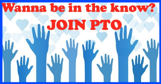 Wanna be in the know join the PTO