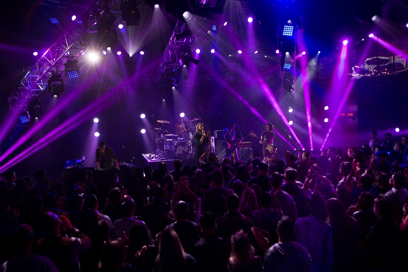"""""""Awolnation"""" Concert Airs Fri., Nov. 18, at 9:00 p.m. ET/PT on AT&T's AUDIENCE Network via DIRECTV Ch 239 and U-verse Ch 1114+"""