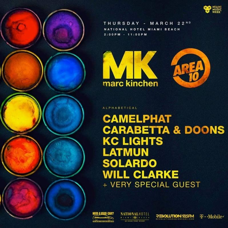 MK Announces FAMILY AFFAIR Tour and Miami Music Week Shows