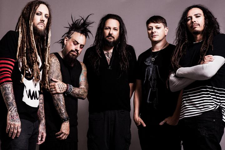 "KORN NEW SINGLE ""A DIFFERENT WORLD"" FEATURING COREY TAYLOR AVAILABLE NOW"