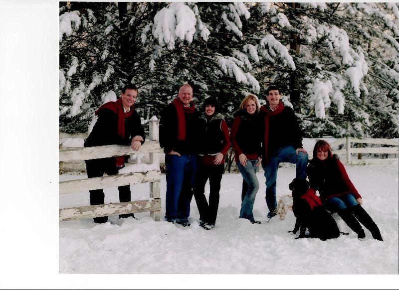 Benton Family
