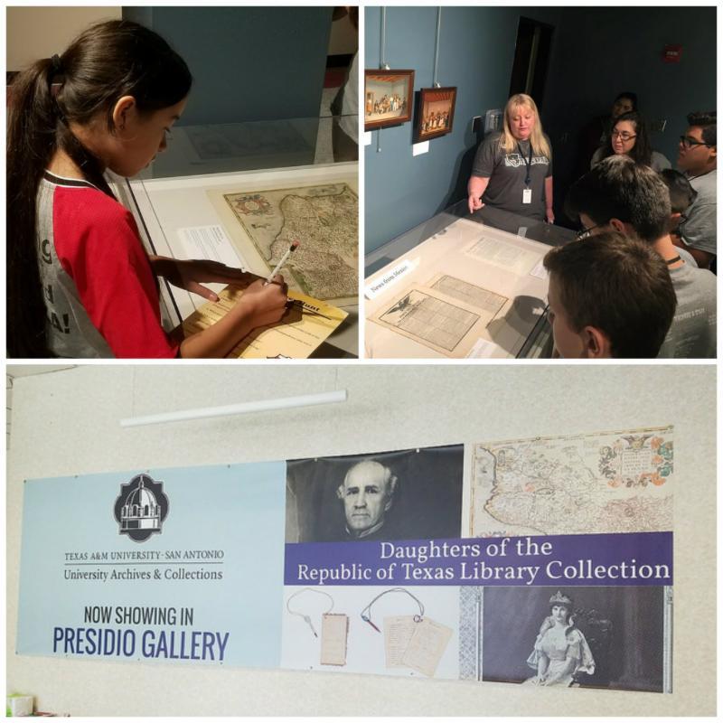 Presidio Gallery tours