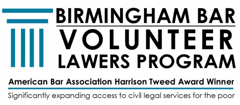 Birmingham Bar Volunteer Lawyers Program