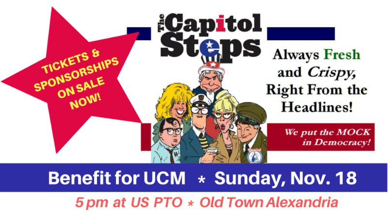 Capitol Steps UCM