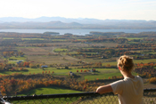 Mt. Philo in Autumn