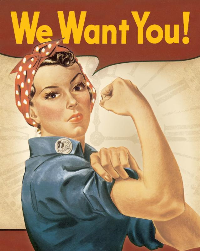 We Want You_
