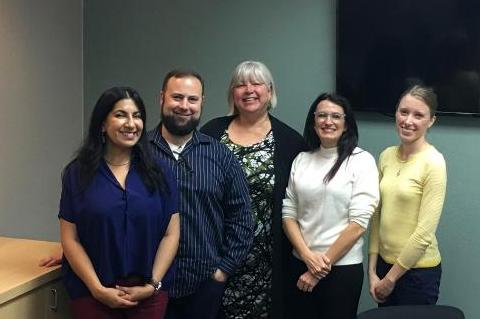 Multi-disciplinary reps of IBHC of AZ