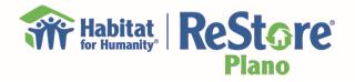 H restore logo