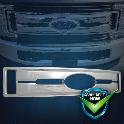 GI147  CCI Grille Overlays  F-250/F-350 Super Duty 17-18
