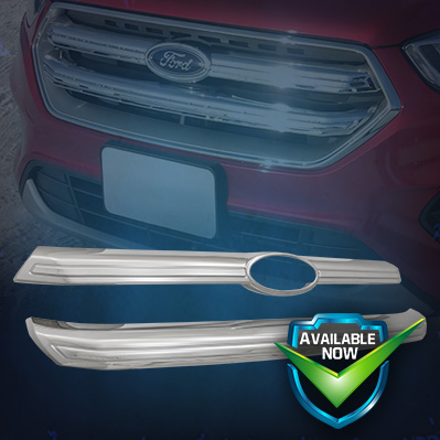 GI148 CCI Grille Overlays  16-19 Ford Escape