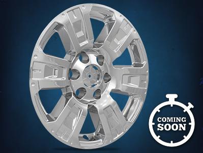 IMP403X IMP403BLK Impostor Series Wheel Skins  16-17 Nissan Titan