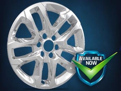 IMP416X (Chrome) IMP416BLK (Black) Impostor Series Wheel Skins  18-19 Chevrolet Traverse