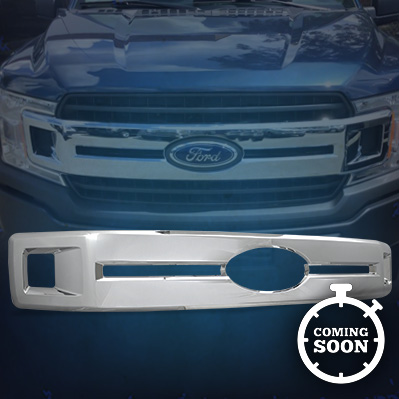 GI150 CCI Grille Overlays  18- Ford F-150