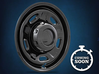 IMP96BLK Impostor Series Wheel Skins  10-18 Ford Super Duty