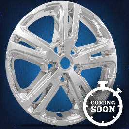 IMP417X (Chrome) IMP417BLK (Gloss Black) Impostor Series Wheel Skins  18-19 GMC Terrain  17in