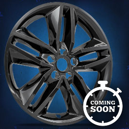 IMP385BLK Impostor Series Wheel Skins  15-18 Ford Edge 18in, Gloss Black