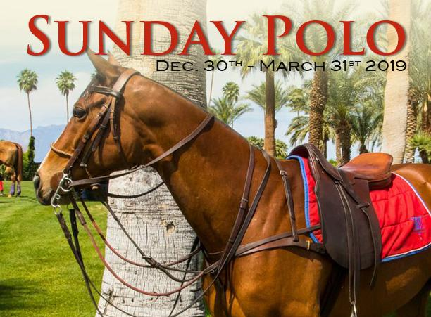 Empire Polo Club - Sunday Polo