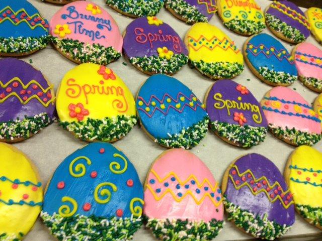 Egg Cookies