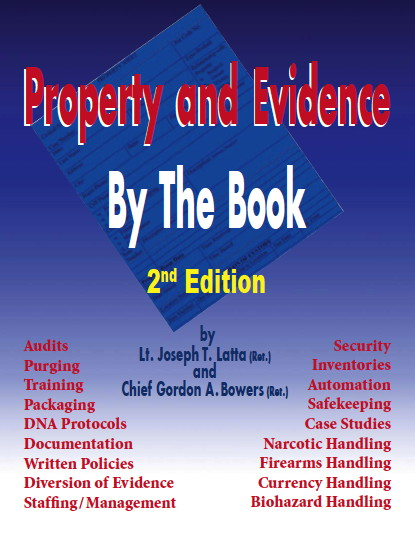 Property and Evidence By The Book 2