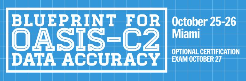 Only 6 Seats Left at This Week\'s OASIS-C2 Workshop in Miami