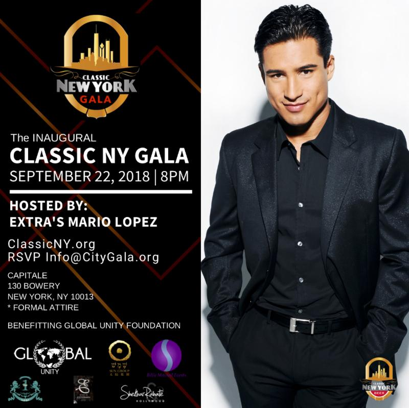GALA New York – WHO WANTS TO JOIN ME NEXT WEEKEND?
