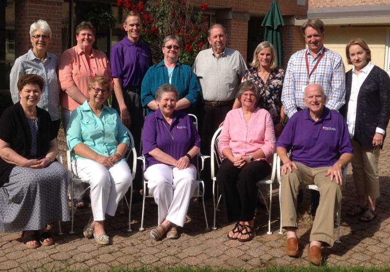 MESA Board Members at July 2018 meeting