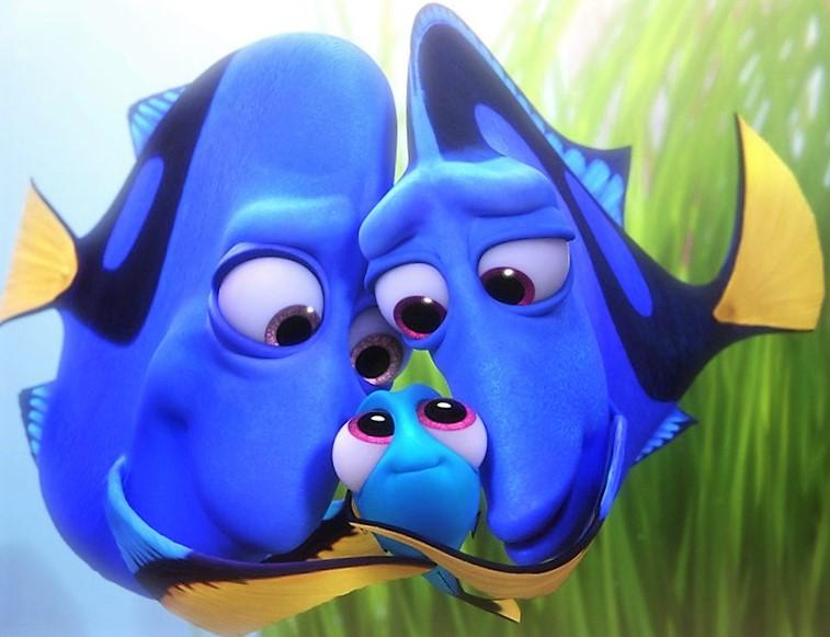 dory and fish_ etonline.com