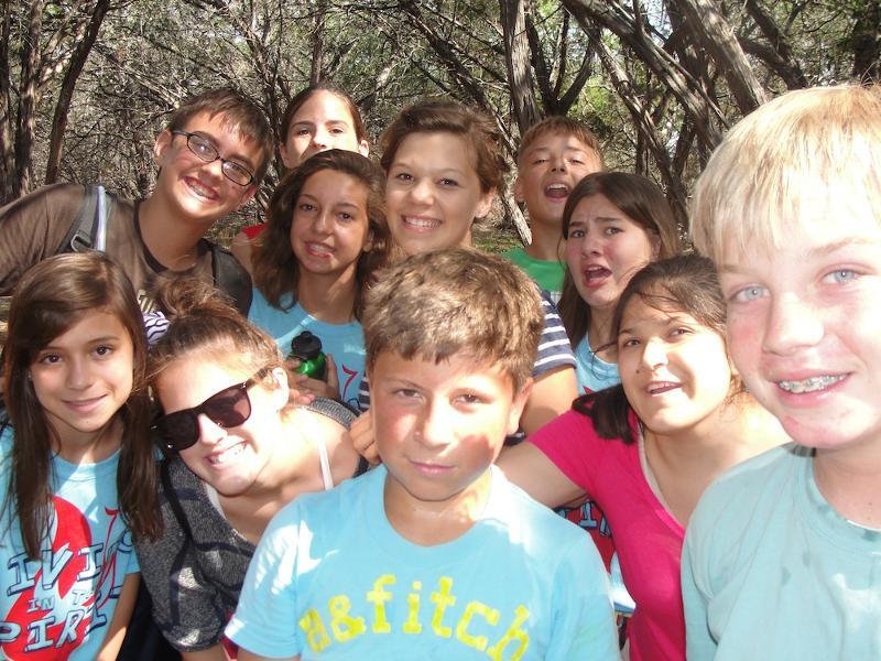 Camp kids