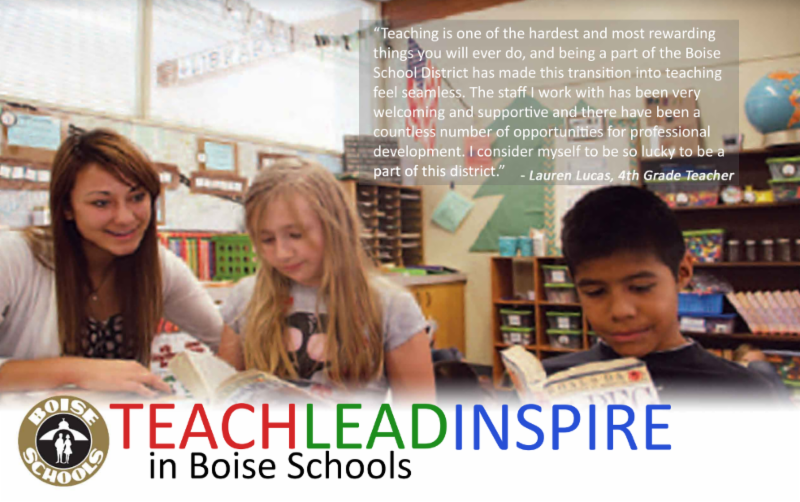 Heres Whats Happening In Your Boise School District