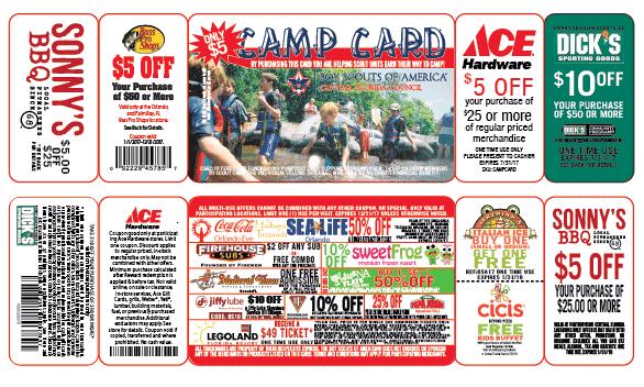 Camp Card 2017