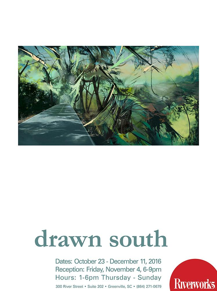 Drawn South poster