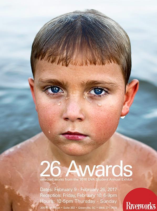 26 Awards poster
