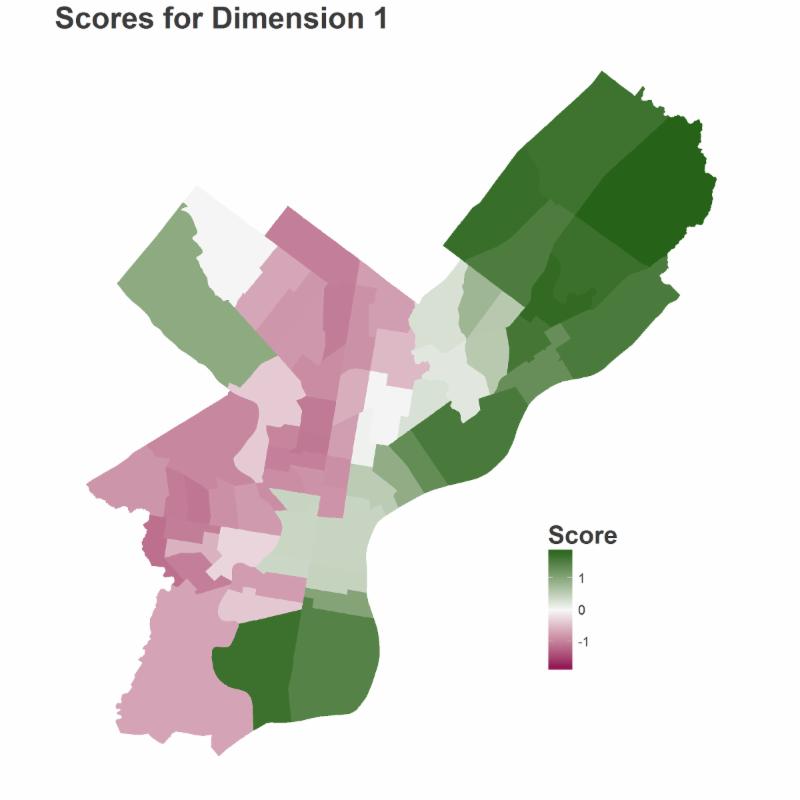 The Dimensions of Philadelphia's Democratic Primaries