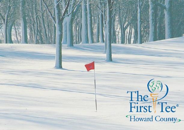 Holiday Snow Golf Header
