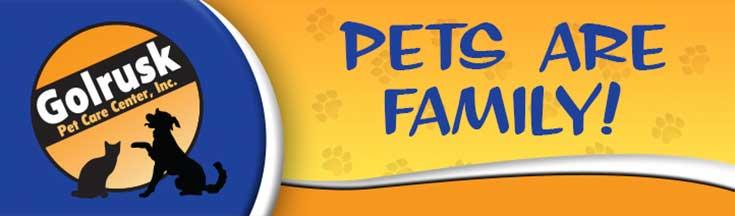 Golrusk Pet Care Center November 2016 Newsletter