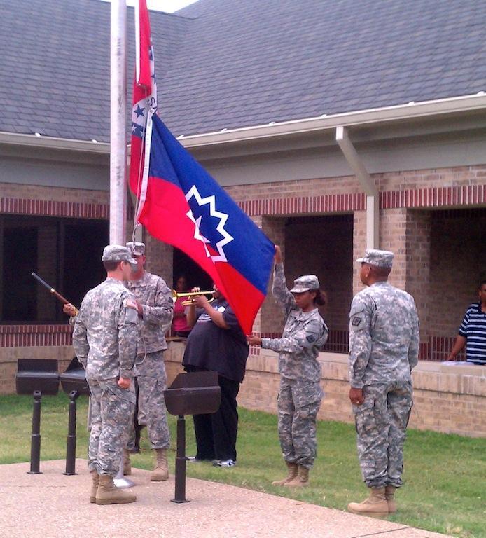 Juneteenth Flag Raising