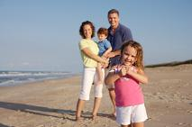 A family protected by an effective estate plan