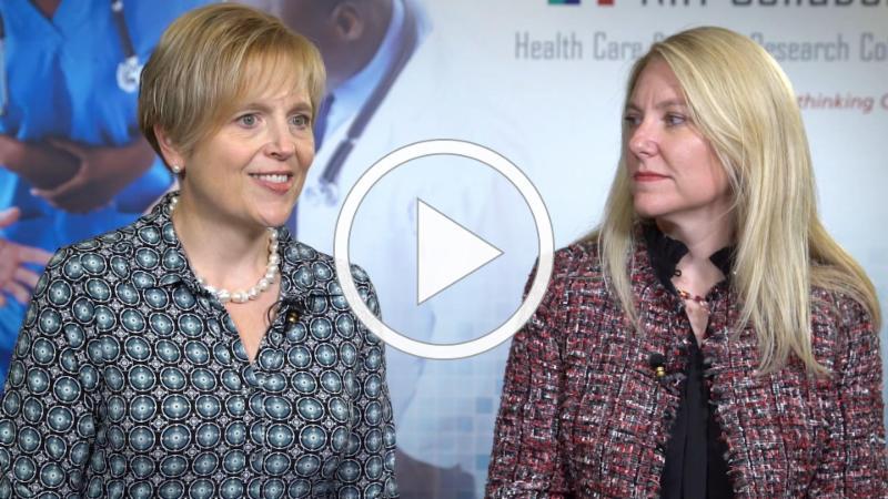 Dr. Lesley Curtis and Dr. Wendy Weber