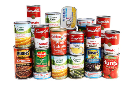 Canned Foods (1)