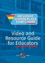 Inclusive School Place Starts Here - Video and Resource Guide for Educators