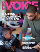 Voice Winter 2018 cover