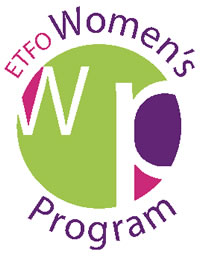ETFO Women_s Program - logo