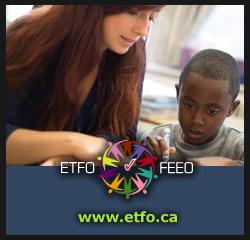ETFO logo_ teacher and student