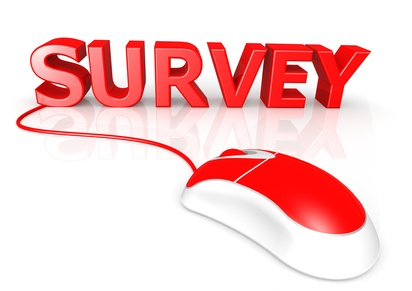 Stylized _survey_ with mouse