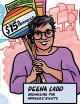 Deena Ladd animation